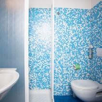 Residence Danubio bagno appartamento