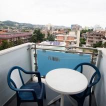 Residence Danubio balcone