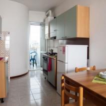 Residence Danubio soggiorno indipendente