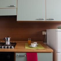 Residence Danubio cucina indipendente