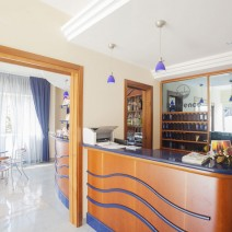 Residence Danubio Reception