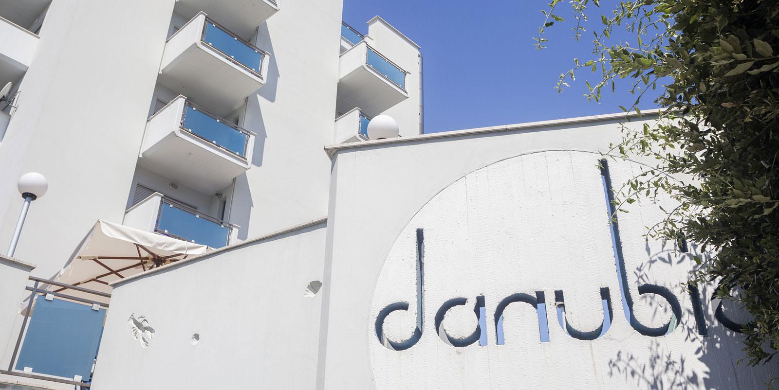 Residence Danubio a San Benedetto del Tronto